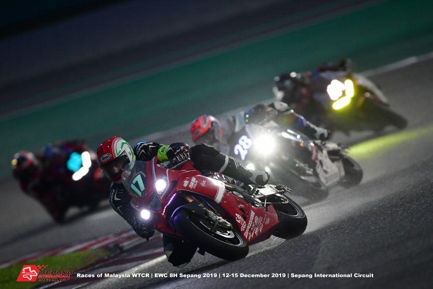 2019 FIM EWC Sepang: YART Yamaha takes inaugural race win, Yamaha Sepang Racing in seventh Image #1060209