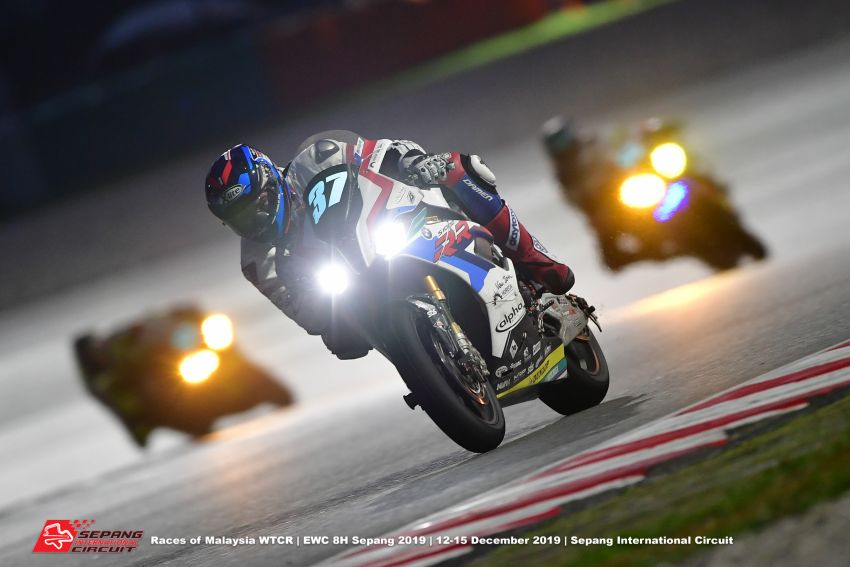 2019 FIM EWC Sepang: YART Yamaha takes inaugural race win, Yamaha Sepang Racing in seventh Image #1060210