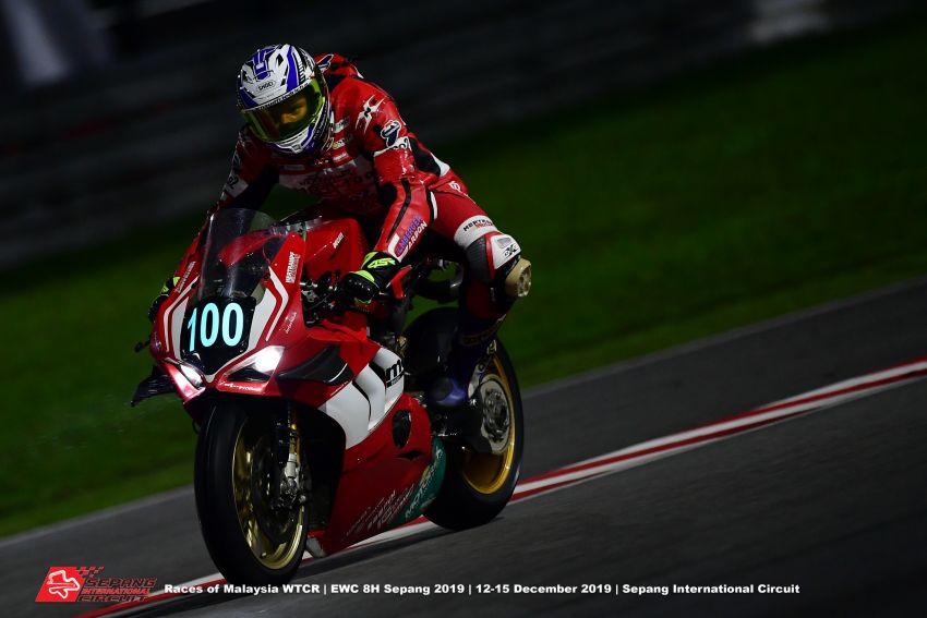 2019 FIM EWC Sepang: YART Yamaha takes inaugural race win, Yamaha Sepang Racing in seventh Image #1060213