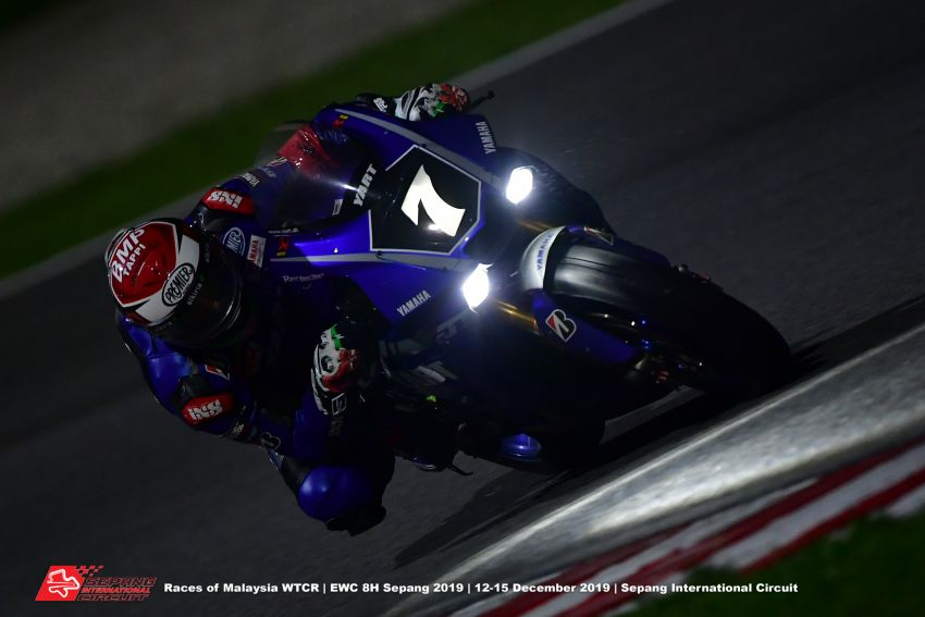 2019 FIM EWC Sepang: YART Yamaha takes inaugural race win, Yamaha Sepang Racing in seventh Image #1060214