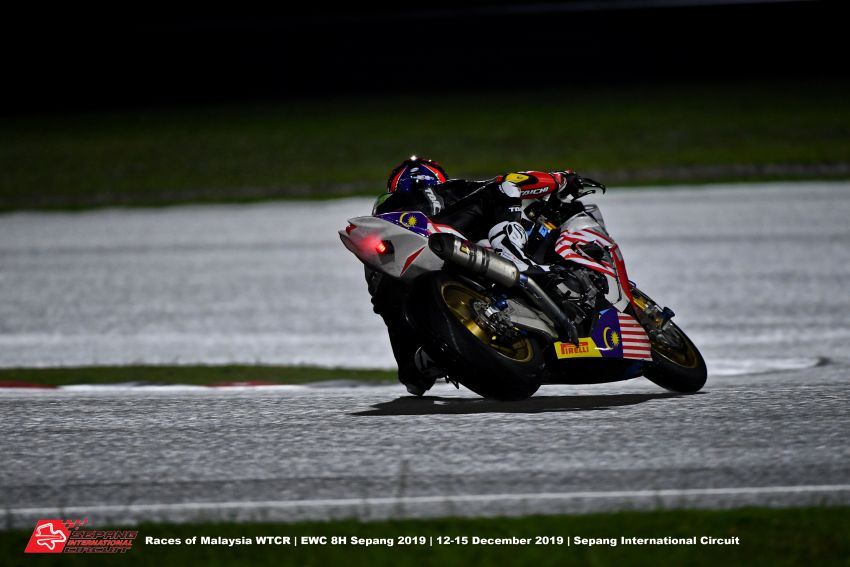 2019 FIM EWC Sepang: YART Yamaha takes inaugural race win, Yamaha Sepang Racing in seventh Image #1060216