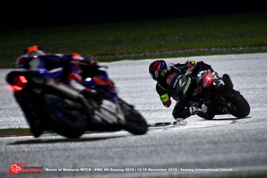2019 FIM EWC Sepang: YART Yamaha takes inaugural race win, Yamaha Sepang Racing in seventh Image #1060217