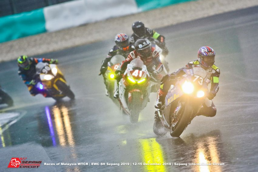 2019 FIM EWC Sepang: YART Yamaha takes inaugural race win, Yamaha Sepang Racing in seventh Image #1060170