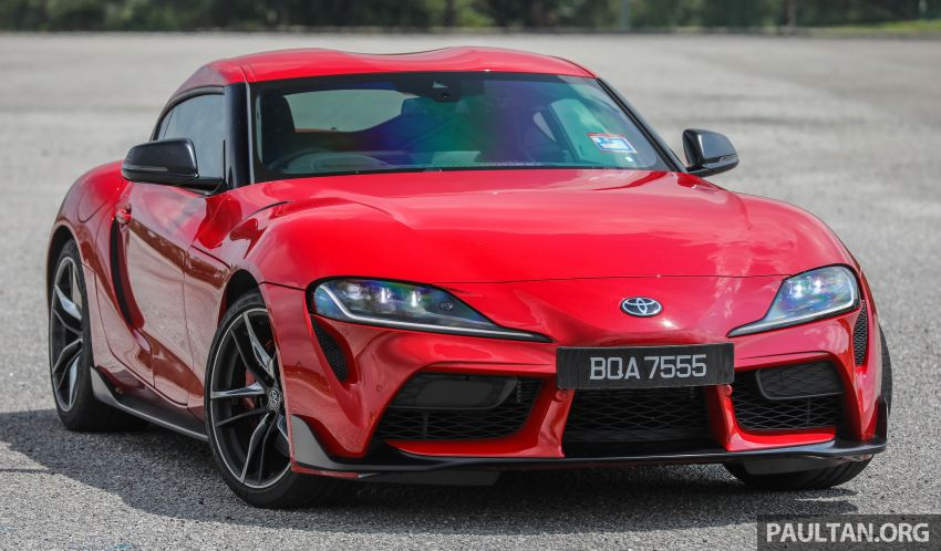 FIRST DRIVE: 2020 A90 Toyota GR Supra – RM568,000 Image #1056943