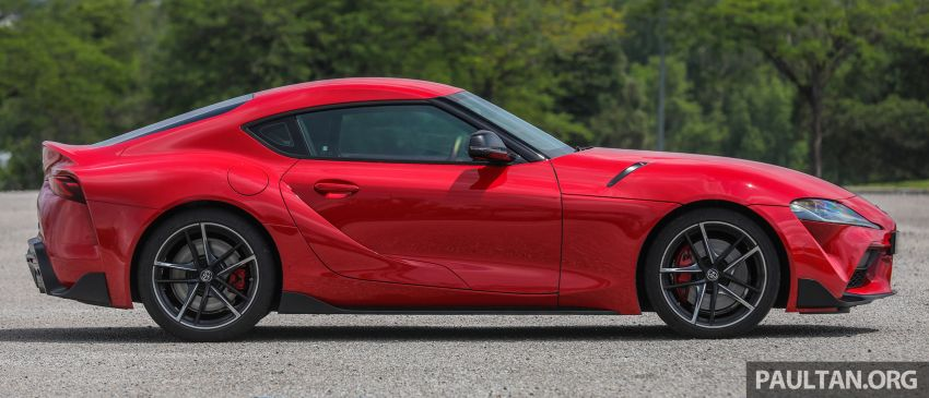 FIRST DRIVE: 2020 A90 Toyota GR Supra – RM568,000 Image #1056953