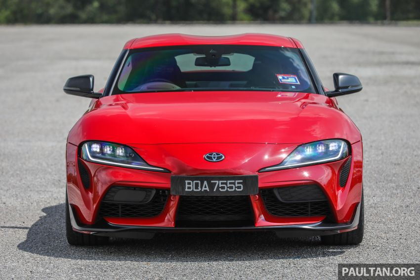 FIRST DRIVE: 2020 A90 Toyota GR Supra – RM568,000 Image #1056954