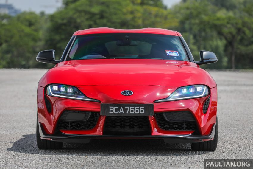 FIRST DRIVE: 2020 A90 Toyota GR Supra – RM568,000 Image #1056955