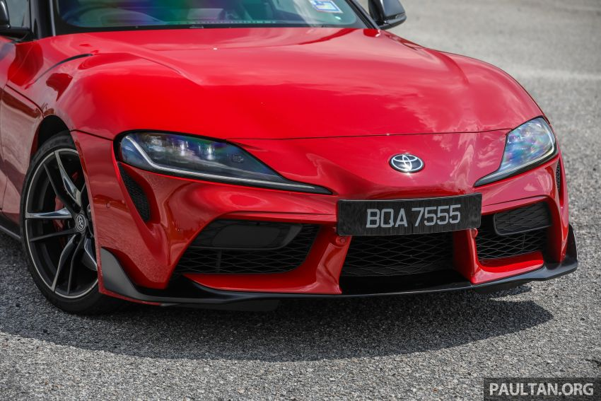 FIRST DRIVE: 2020 A90 Toyota GR Supra – RM568,000 Image #1056958