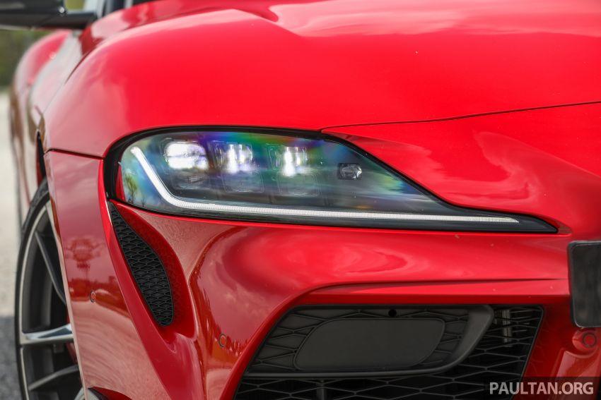GALERI: Toyota Supra A90 2019 untuk pasaran M'sia Image #1057072