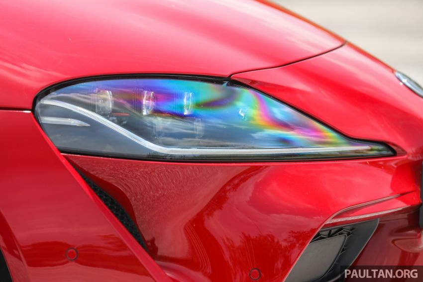 FIRST DRIVE: 2020 A90 Toyota GR Supra – RM568,000 Image #1056960