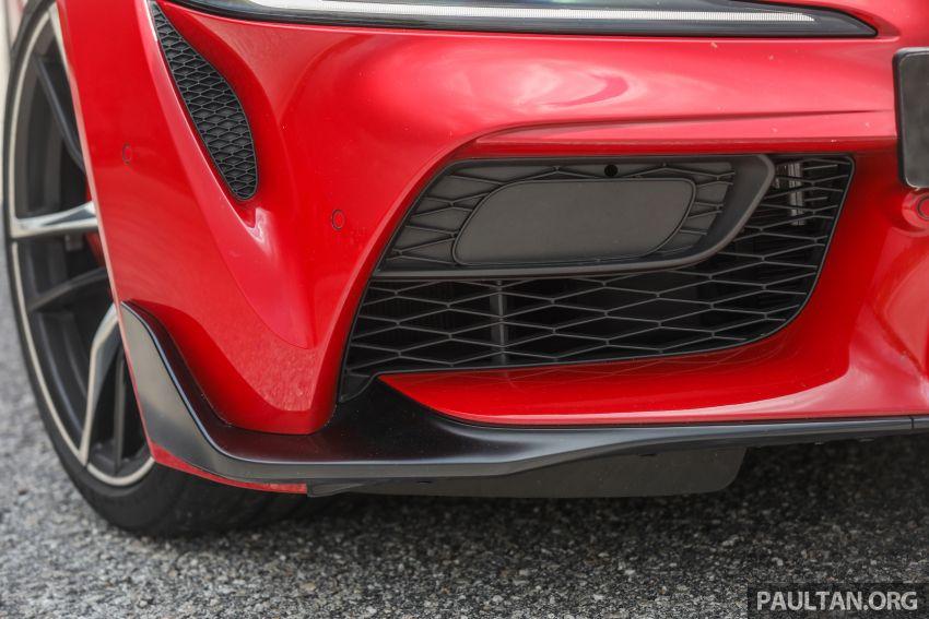 GALERI: Toyota Supra A90 2019 untuk pasaran M'sia Image #1057075