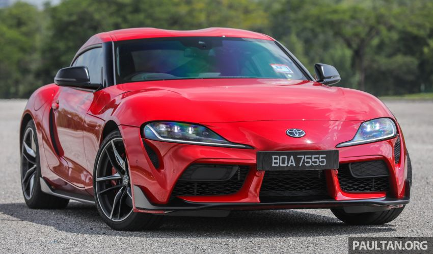 FIRST DRIVE: 2020 A90 Toyota GR Supra – RM568,000 Image #1056944