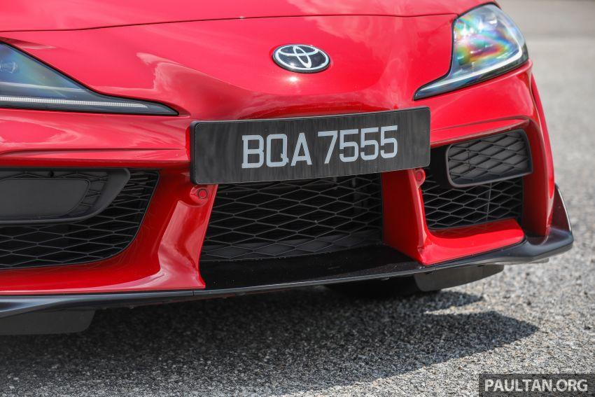 GALERI: Toyota Supra A90 2019 untuk pasaran M'sia Image #1057077