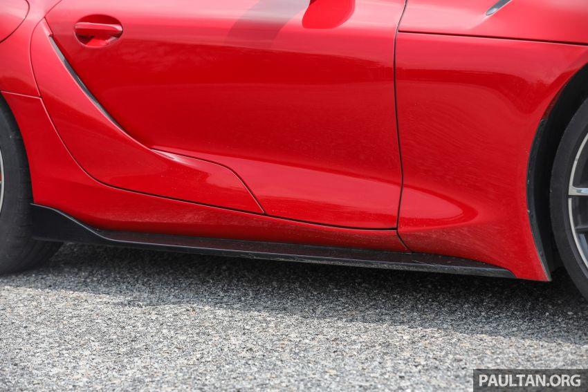 GALERI: Toyota Supra A90 2019 untuk pasaran M'sia Image #1057081
