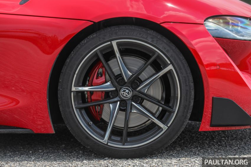 FIRST DRIVE: 2020 A90 Toyota GR Supra – RM568,000 Image #1056968