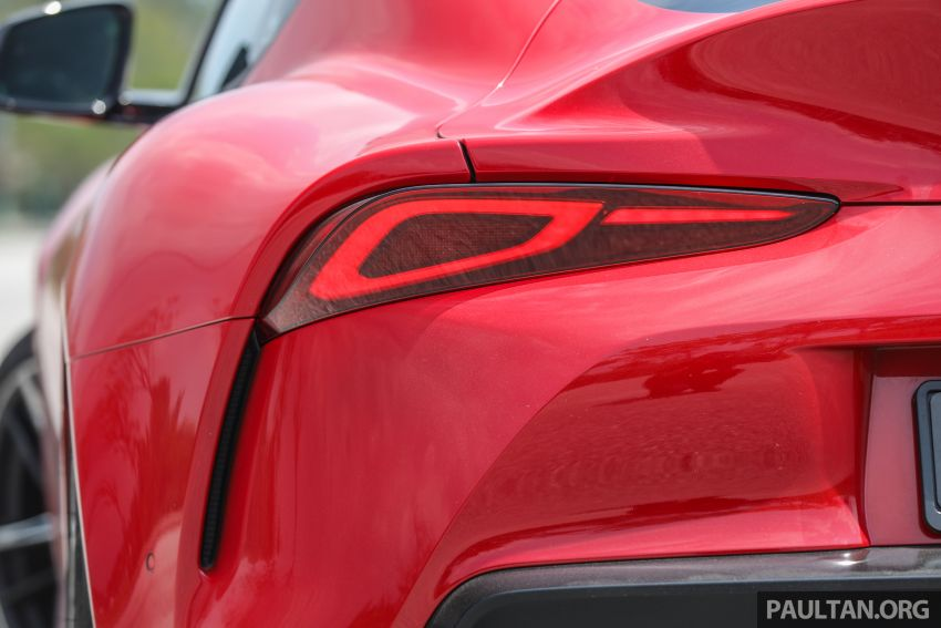 FIRST DRIVE: 2020 A90 Toyota GR Supra – RM568,000 Image #1056972