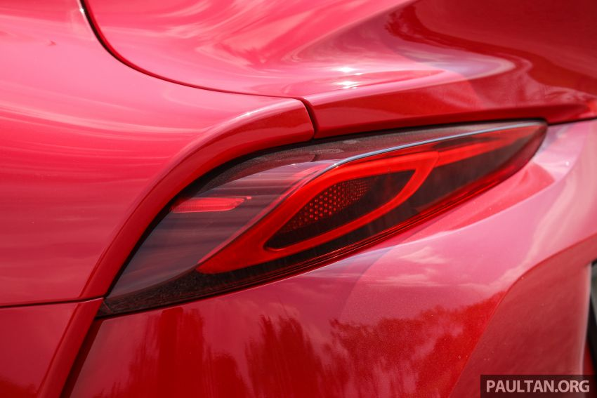 FIRST DRIVE: 2020 A90 Toyota GR Supra – RM568,000 Image #1056973