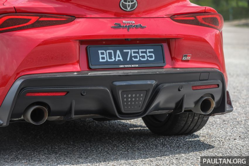 FIRST DRIVE: 2020 A90 Toyota GR Supra – RM568,000 Image #1056976