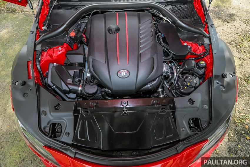 FIRST DRIVE: 2020 A90 Toyota GR Supra – RM568,000 Image #1056979