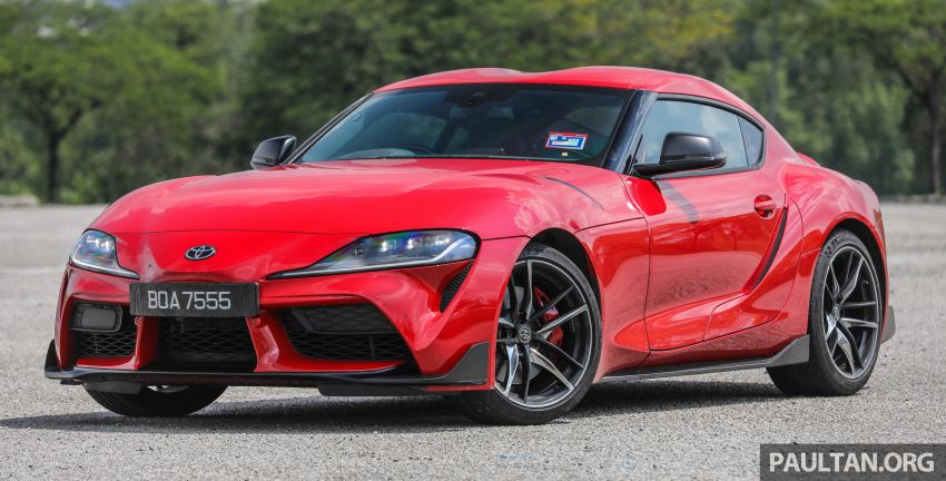 FIRST DRIVE: 2020 A90 Toyota GR Supra – RM568,000 Image #1056946