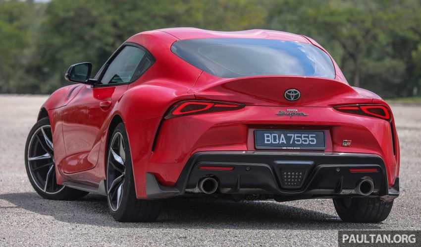 FIRST DRIVE: 2020 A90 Toyota GR Supra – RM568,000 Image #1056951