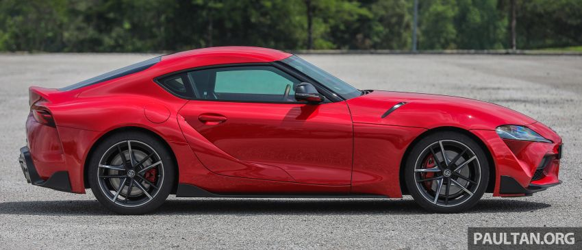 FIRST DRIVE: 2020 A90 Toyota GR Supra – RM568,000 Image #1056952