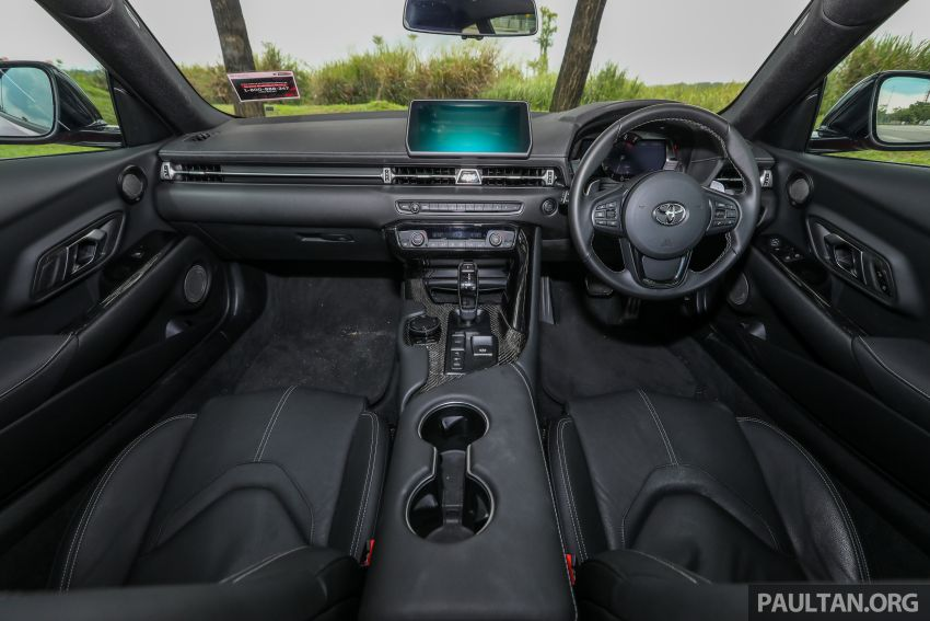FIRST DRIVE: 2020 A90 Toyota GR Supra – RM568,000 Image #1056981