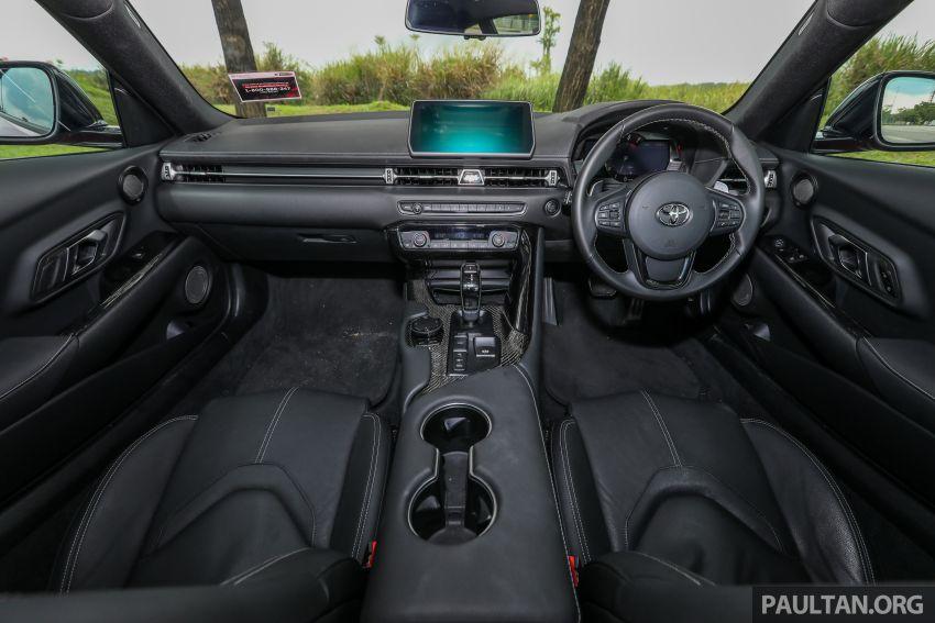 GALERI: Toyota Supra A90 2019 untuk pasaran M'sia Image #1057097