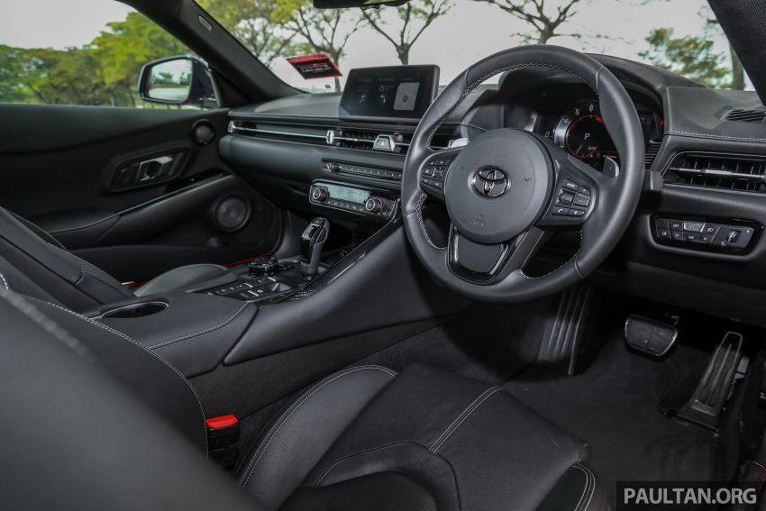 FIRST DRIVE: 2020 A90 Toyota GR Supra – RM568,000 Image #1056982