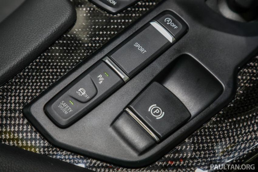 GALERI: Toyota Supra A90 2019 untuk pasaran M'sia Image #1057119