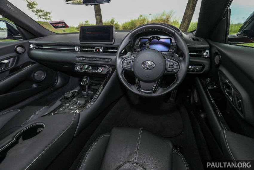 FIRST DRIVE: 2020 A90 Toyota GR Supra – RM568,000 Image #1057010