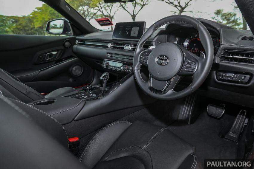 GALERI: Toyota Supra A90 2019 untuk pasaran M'sia Image #1057098