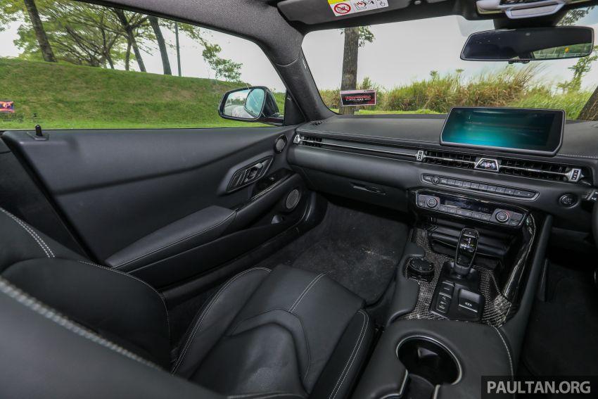 GALERI: Toyota Supra A90 2019 untuk pasaran M'sia Image #1057127