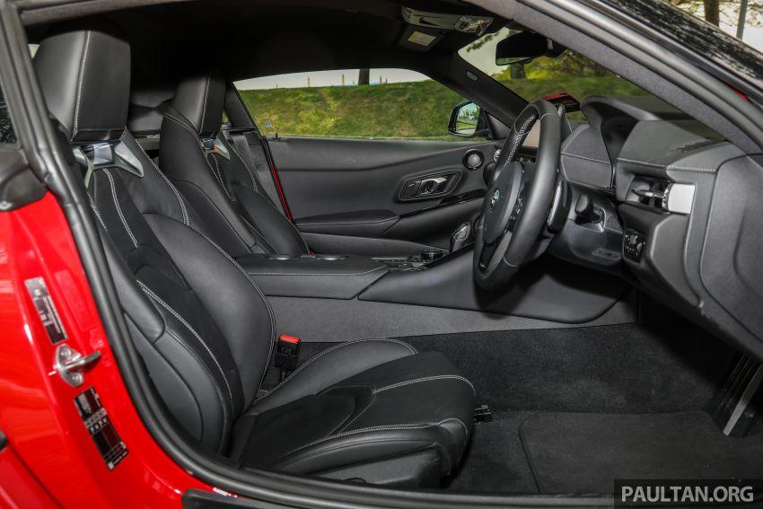 GALERI: Toyota Supra A90 2019 untuk pasaran M'sia Image #1057128