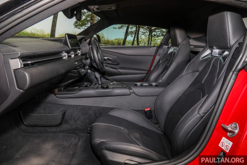 FIRST DRIVE: 2020 A90 Toyota GR Supra – RM568,000 Image #1056934
