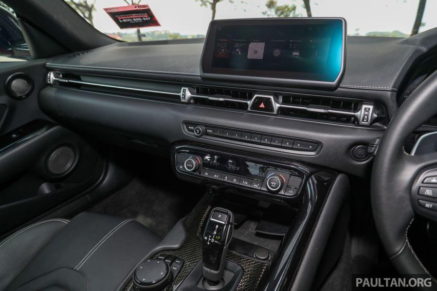 GALERI: Toyota Supra A90 2019 untuk pasaran M'sia Image #1057104