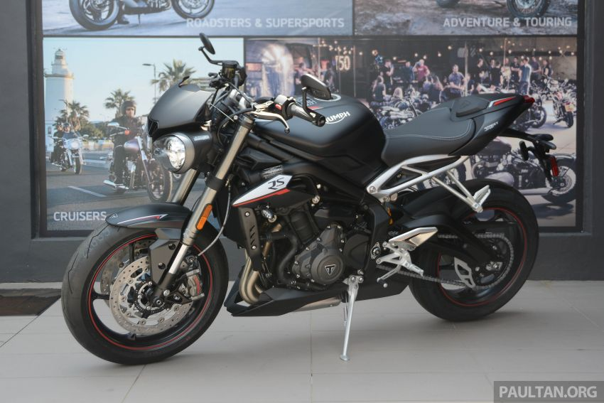 REVIEW: 2020 Triumph Street Triple 765RS naked sports – more of the same, but better, at RM67,900 Image #1054583
