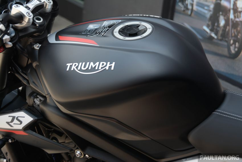 REVIEW: 2020 Triumph Street Triple 765RS naked sports – more of the same, but better, at RM67,900 Image #1054587