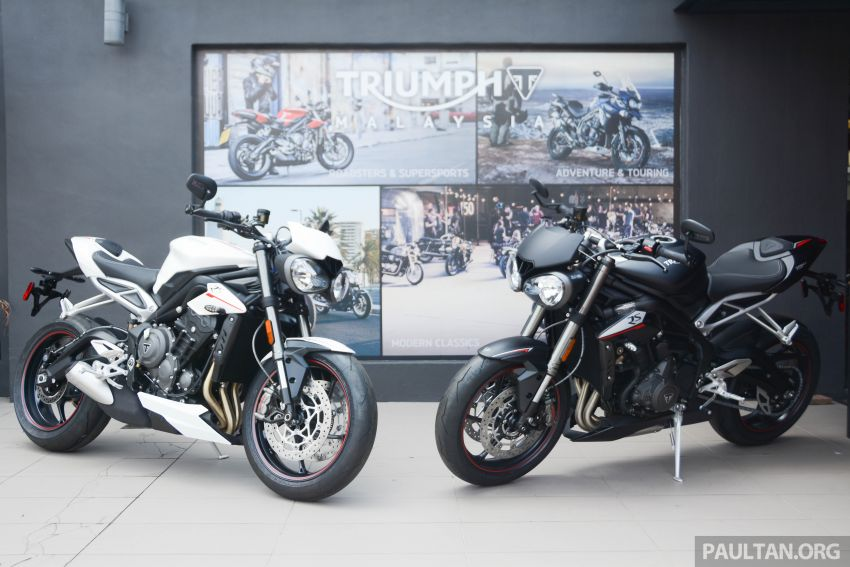 REVIEW: 2020 Triumph Street Triple 765RS naked sports – more of the same, but better, at RM67,900 Image #1054569