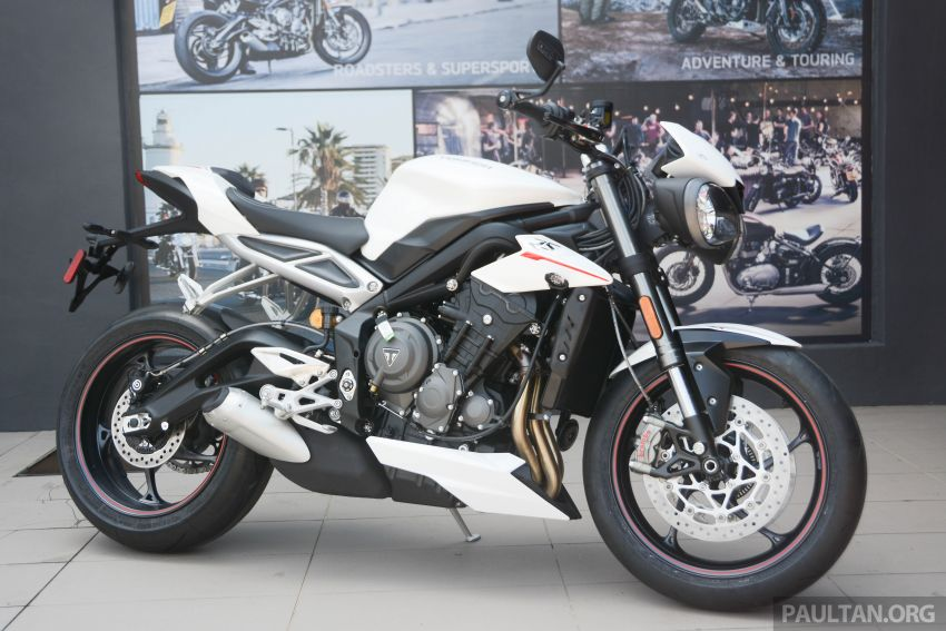 REVIEW: 2020 Triumph Street Triple 765RS naked sports – more of the same, but better, at RM67,900 Image #1054570