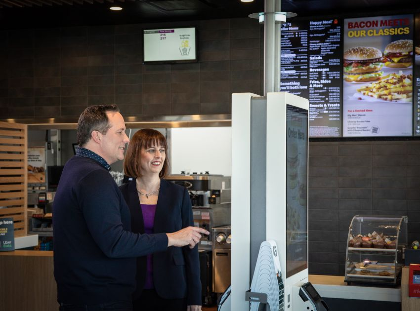 Ford turns McDonald's coffee waste into headlights Image #1056574