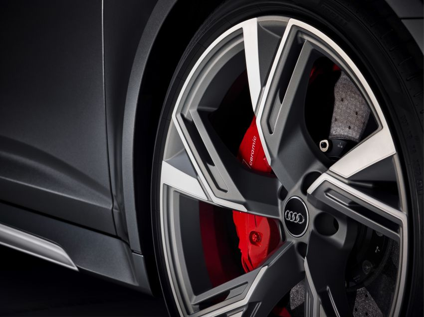 GALLERY: 2020 Audi RS6 Avant – the beast in detail Image #1056205