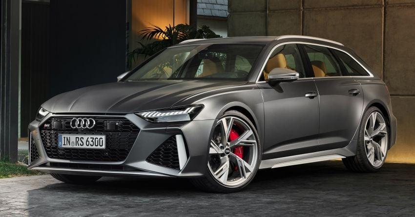 GALLERY: 2020 Audi RS6 Avant – the beast in detail Image #1056215
