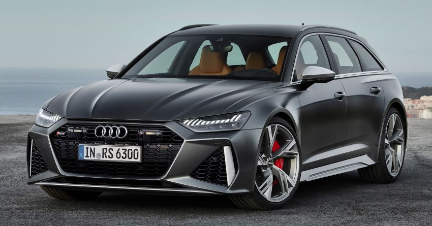 GALLERY: 2020 Audi RS6 Avant – the beast in detail Image #1056216