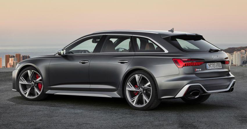 GALLERY: 2020 Audi RS6 Avant – the beast in detail Image #1056218