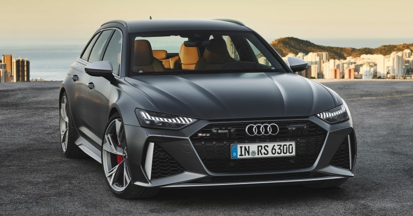 GALLERY: 2020 Audi RS6 Avant – the beast in detail Image #1056219