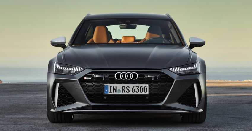GALLERY: 2020 Audi RS6 Avant – the beast in detail Image #1056220