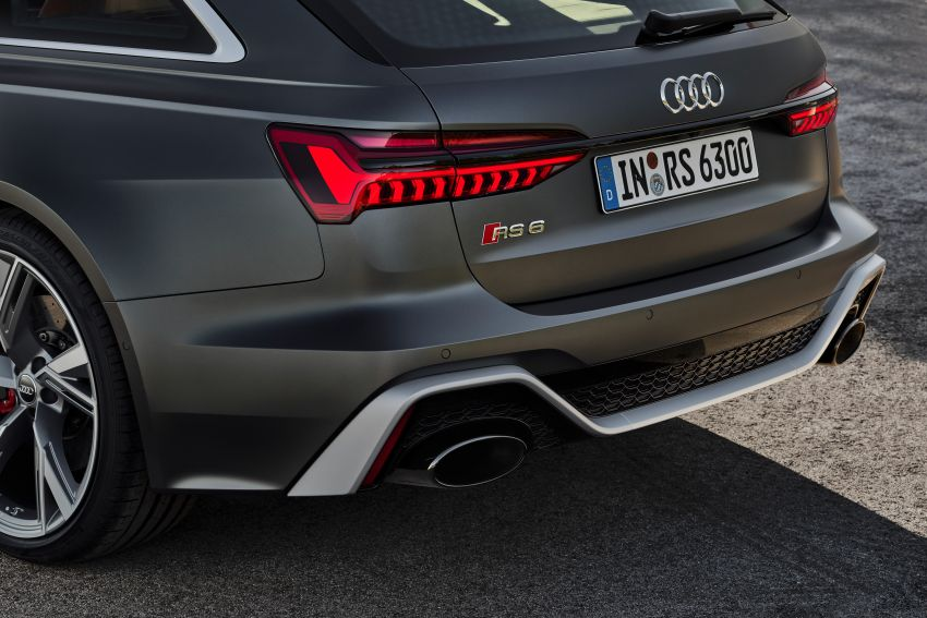 GALLERY: 2020 Audi RS6 Avant – the beast in detail Image #1056221