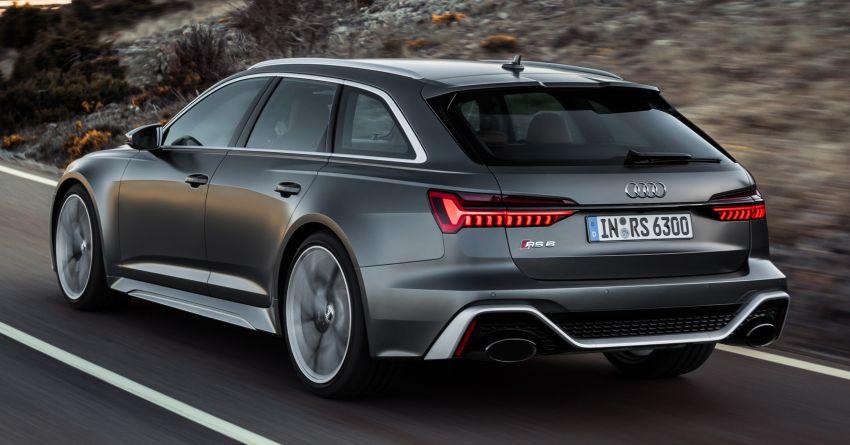 GALLERY: 2020 Audi RS6 Avant – the beast in detail Image #1056223