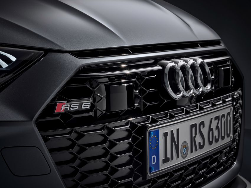 GALLERY: 2020 Audi RS6 Avant – the beast in detail Image #1056206